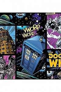 Pyramid International Mini Poster Doctor Who Comic Layout Mpp50547